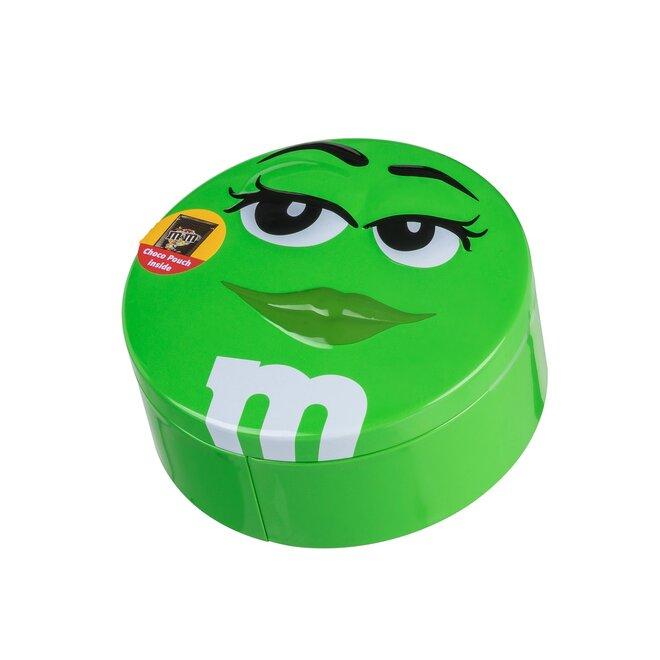 200 g Čokoládové bonbóny M&M's v plechovej dóze (zelená)