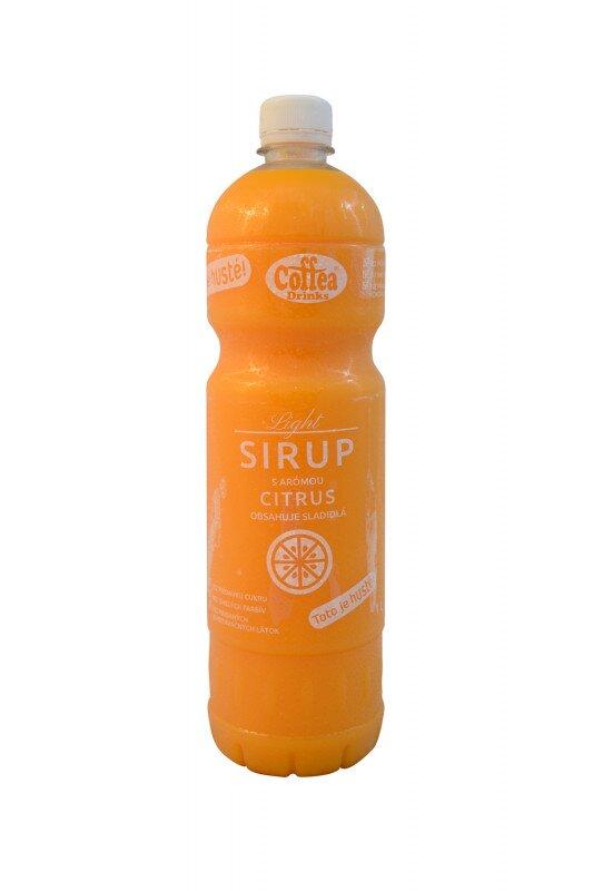1 l Sirup slovenskej výroby DIA / light (citrón)