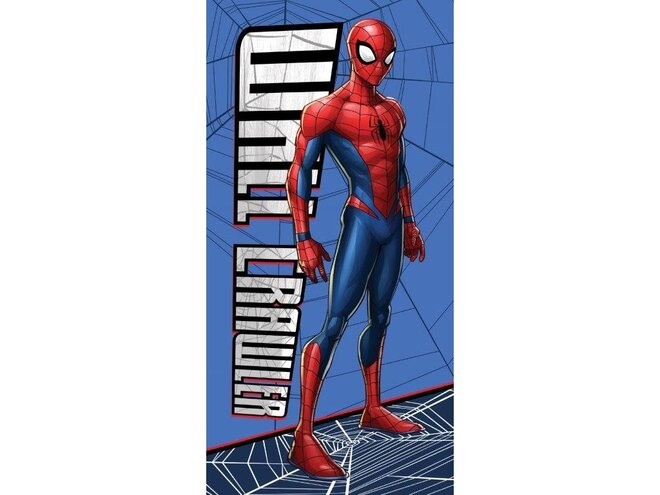 Bavlnená licenčná osuška (Spiderman 022)