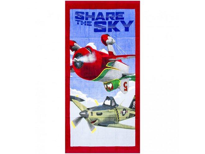Bavlnená licenčná osuška (Disney Planes 92325)