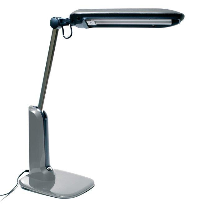 Stolová lampa Finelux (sivá)
