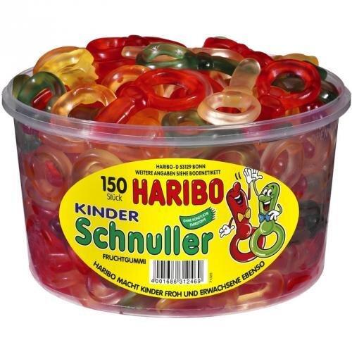 Detské cumlíky (1200 g)