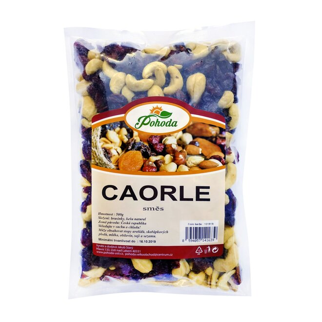 500 g Caorle zmes