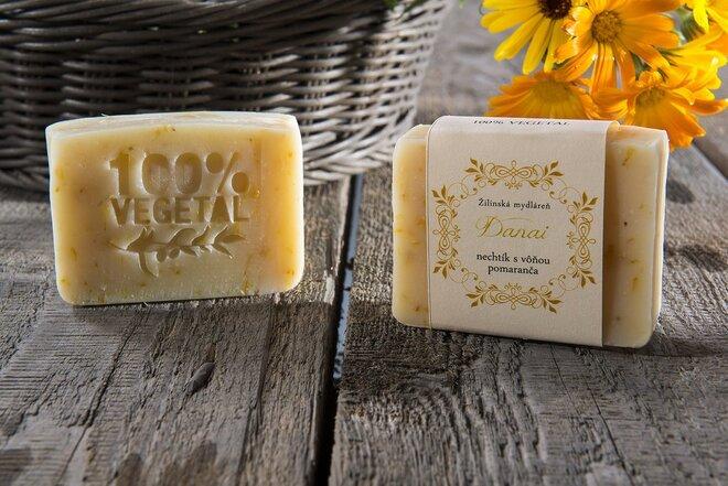 Mydlo - nechtík s vôňou pomaranča