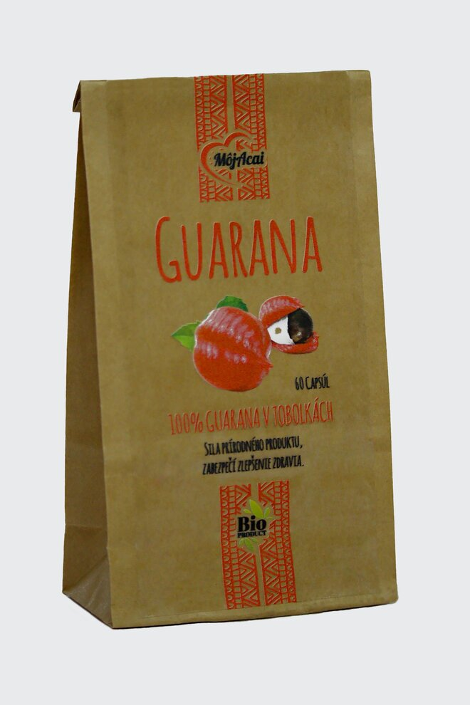 60 tbl. Guarana (783 mg)