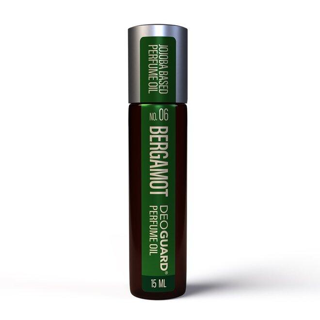 15 ml Parfumovaný prírodný olej Deoguard (vôňa: Bergamot)