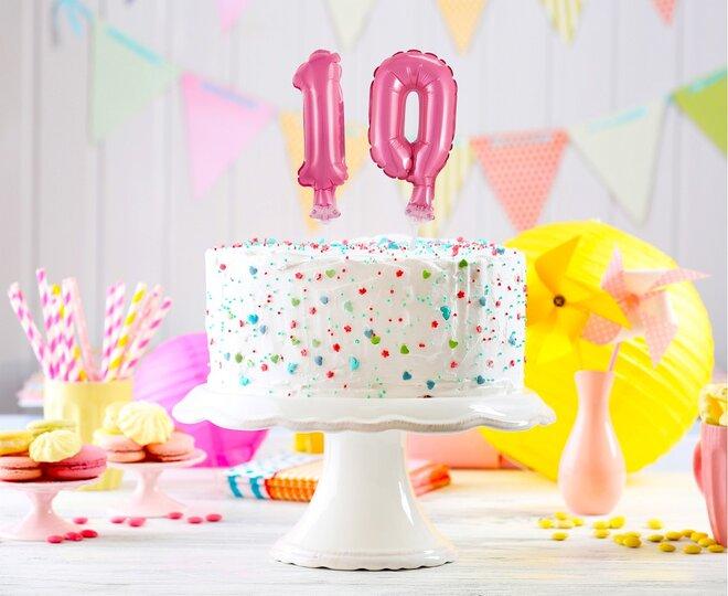 Balón na tortu číslo 0 - Veľkosť 13 cm