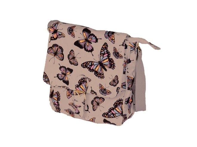 Látková taška s motýlmi JBCB 182001