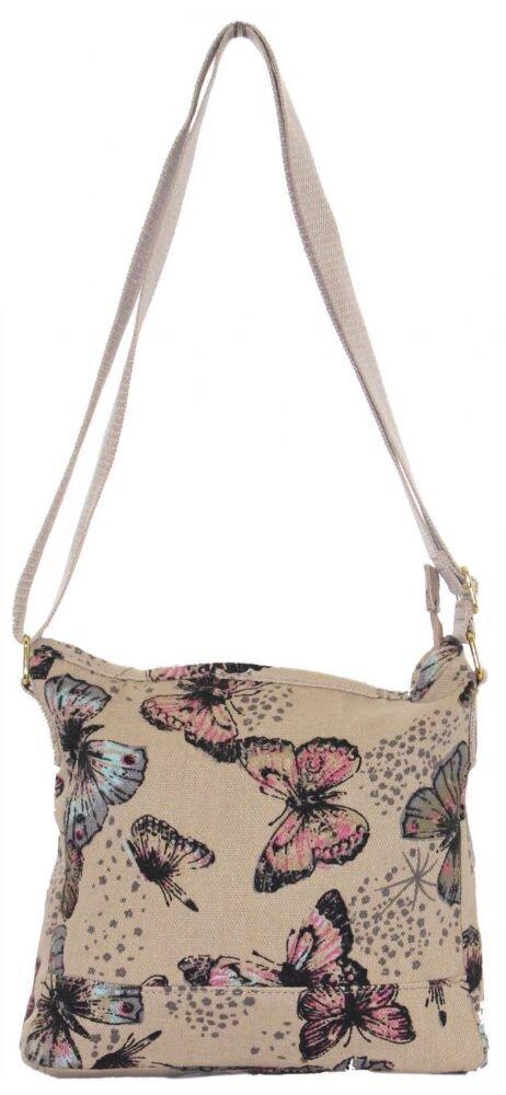 Látková taška s motýlmi JBCB 184001