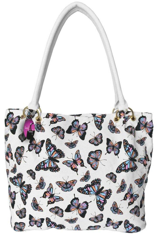 Látková taška s motýlmi JBCB 189_18