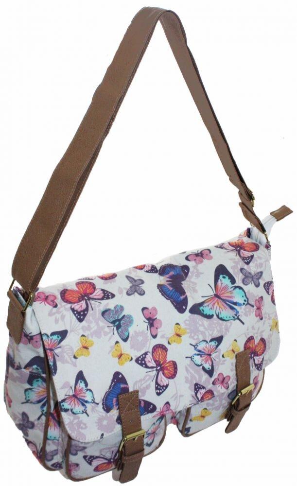 Látková taška s motýlmi JBCB 159