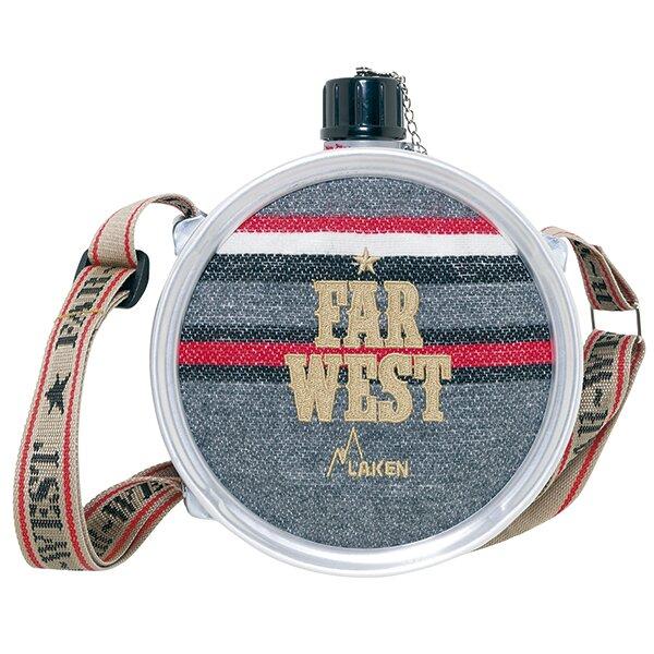 LAKEN CANTEEN ALU hliníková fľaša 1500ml Far West