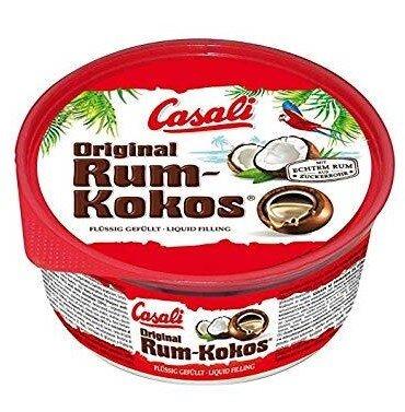 300 g Casali guľôčky Rum-Kokos