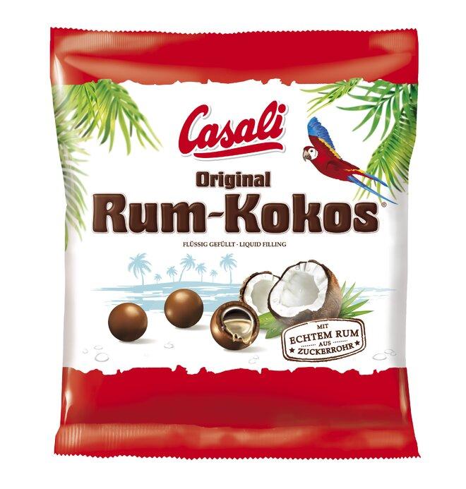 1 kg Casali guľôčky Rum-Kokos