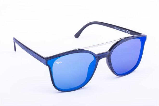 Slnečné okuliare Kašmir Monaco M04 / zrkadlové