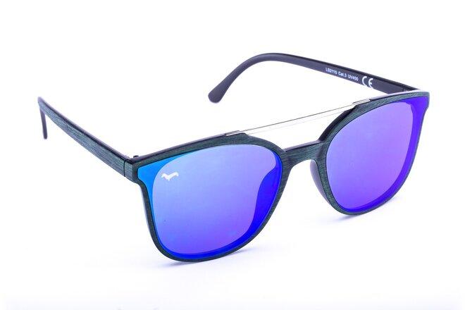 Slnečné okuliare Kašmir Monaco M07 / zrkadlové