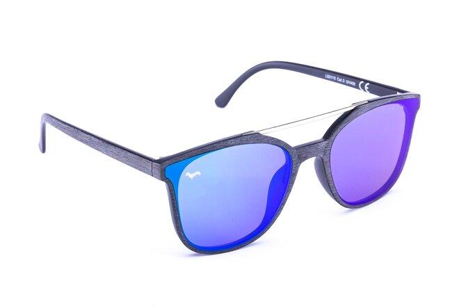 Slnečné okuliare Kašmir Monaco M03 / zrkadlové