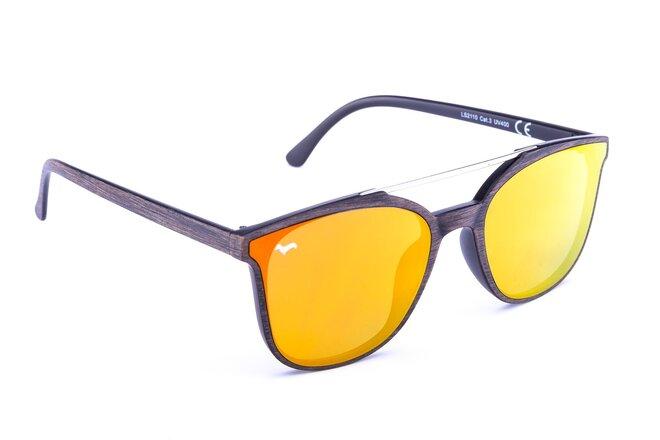 Slnečné okuliare Kašmir Monaco M05 / zrkadlové