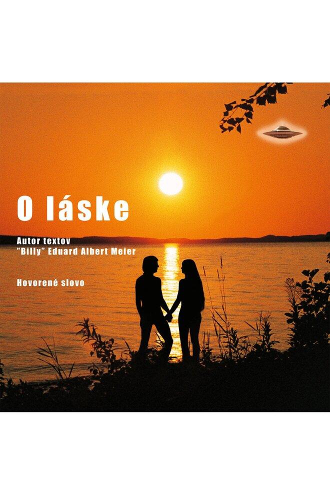 O láske – audio CD