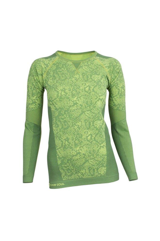 Dámska funkčná bielizeň - bezšvové tričko
