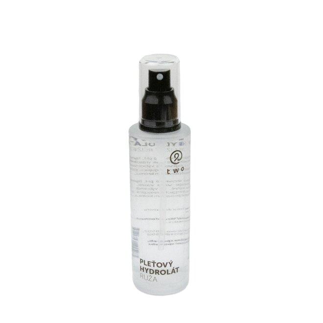 100 ml Prírodný pleťový hydrolát (ruža)