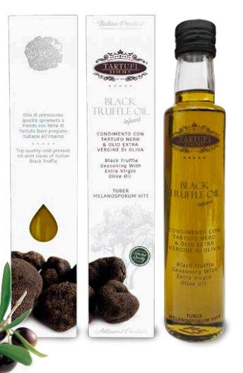 100 ml Extra panenský olivový olej s čiernou hľuzovkou