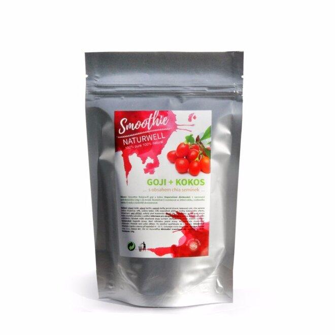 100 g Smoothie Naturwell (Goji a kokos)