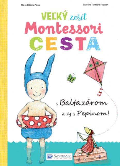 Veľký zošit Montessori – Cesta