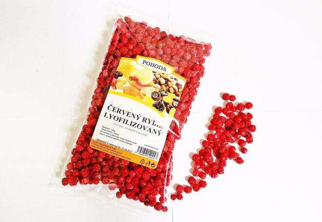 100 g Červené ríbezle