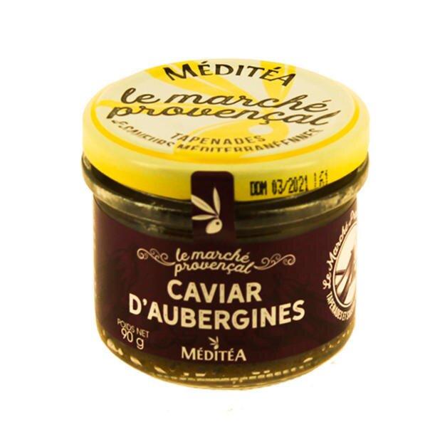 "90 g Francúzska pochúťka z baklažánu (""baklažánový kaviár"")"