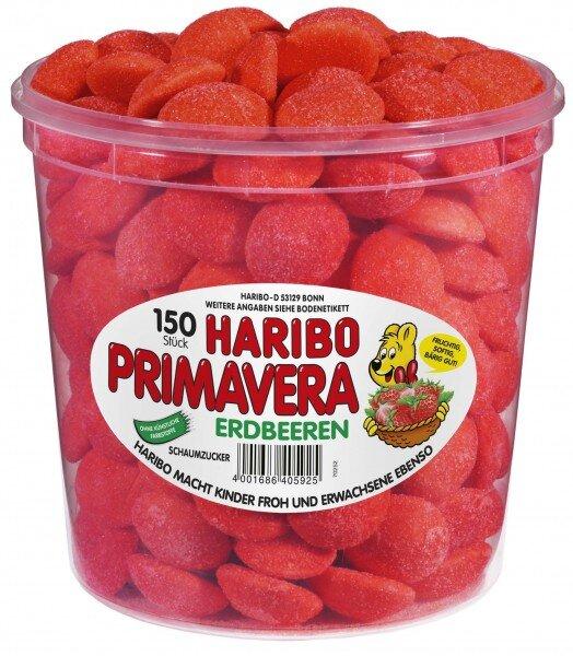 Jahôdky Primavera - veľké (1050 g)