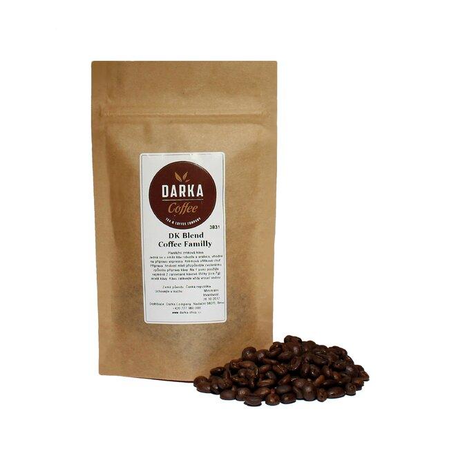 250 g Káva DK Blend Coffee Familly (jemne mletá)