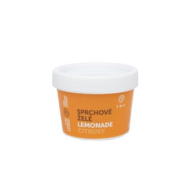 100 g Sprchové želé LEMONADE (citrus)