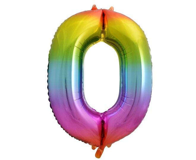 Balón číslo 0 - Veľkosť 92 cm