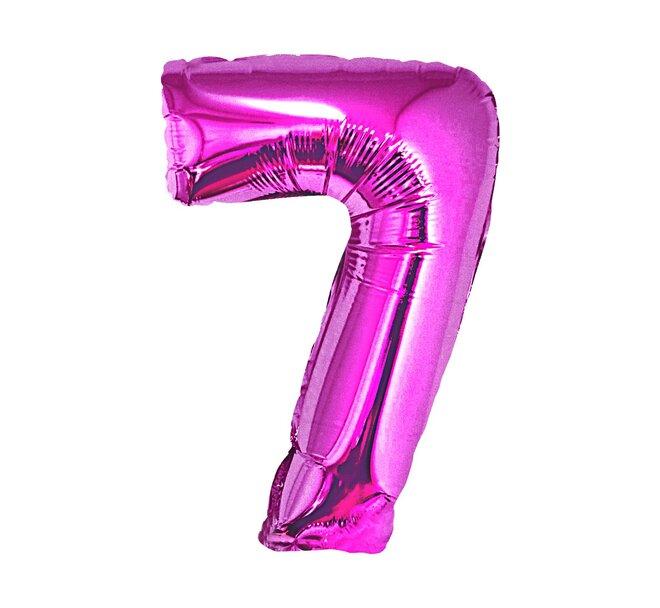 Balón číslo 7 - Veľkosť 92 cm