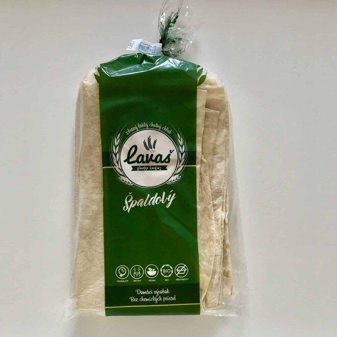 Špaldový chlieb Lavaš