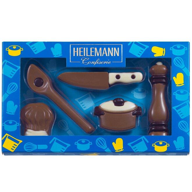 "100 g Čokoládová sada ""Kuchyňa"""