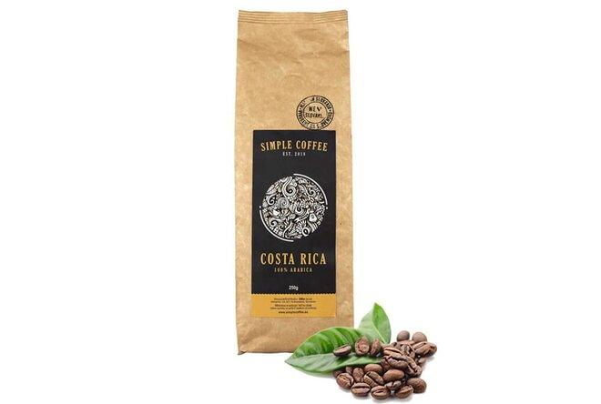 """Zrnková káva """"La Pastora Tarrazu"""" pražená na Slovensku (Kostarika)"""