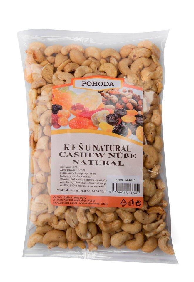 500 g Kešu natural