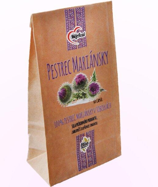 60 tbl. Pestrec mariánsky (700 mg)