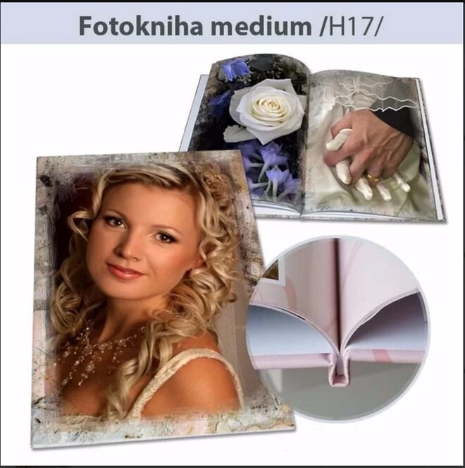Fotokniha H17 (32 strán)