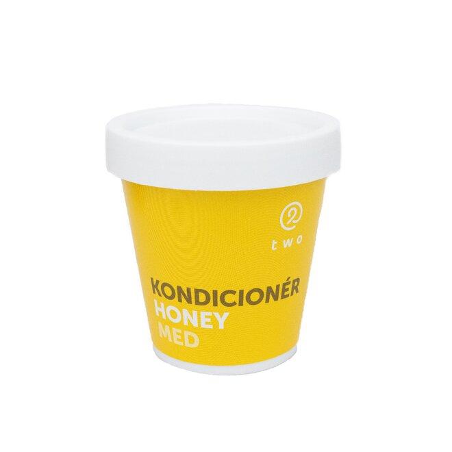 250 g Prírodný vlasový kondicionér HONEY (med)