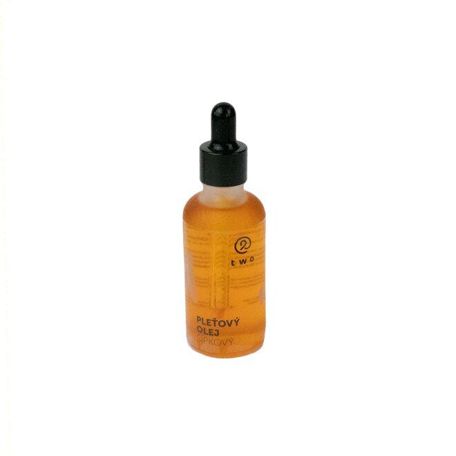 50 ml Prírodný pleťový olej (šípkový)