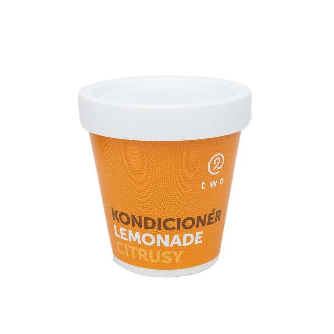 250 g Prírodný vlasový kondicionér LEMONADE (citrusy)