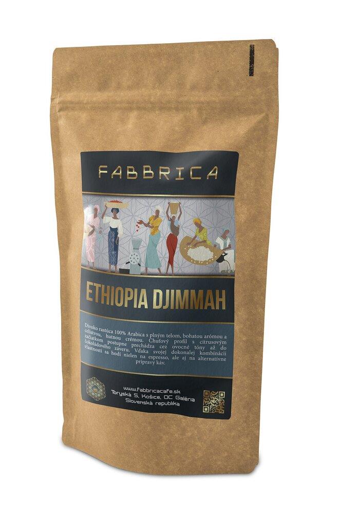 Káva ETHIOPIA Djimmah