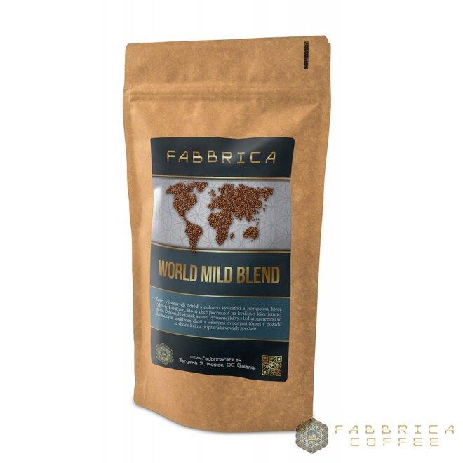 Káva WORLD Mild Blend