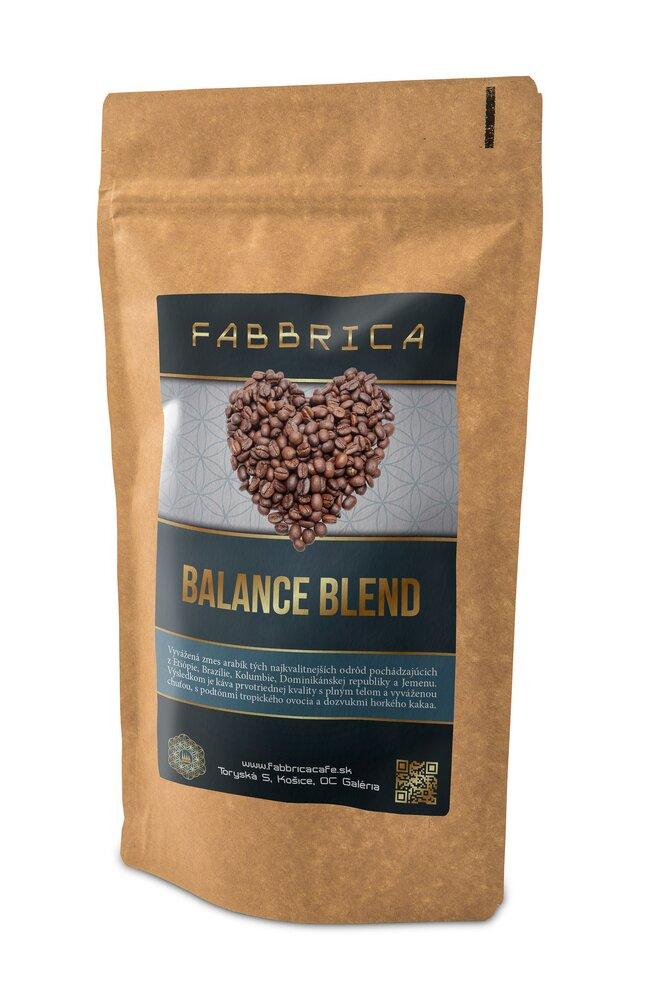 Káva Balance Blend