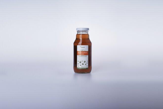 330 ml Konopný sirup