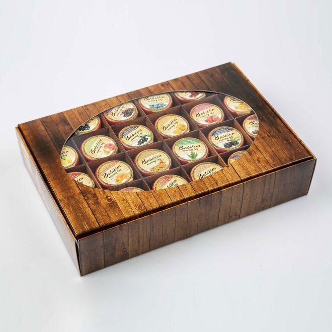 24 x 60 ml Babičkin pečený čaj (univerzálna darčeková krabička)