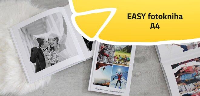 Easy fotokniha A4